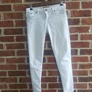 Sanctuary white denim Charmer jeans size 26